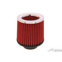 Sport, Direkt levegőszűrő SIMOTA JAU-X02103-05 80-89mm Piros